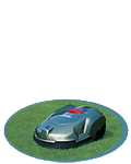Automatischer Rasenmäher Roboter - Automower